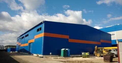 Cкладское помещение 1500 м2в здании класса a - Фото 5