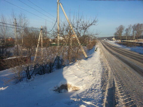 Участок в 800 м от г.Серпухов д.Скрылья - Фото 2