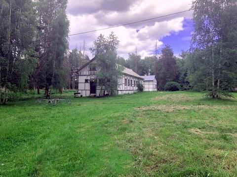 База отдыха 1.9 Га на берегу реки, 700 кв.м, Павлово-Посадский р-н, с. - Фото 2
