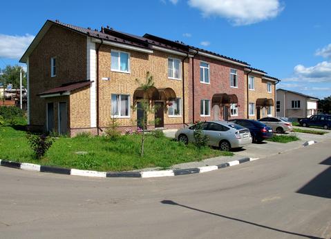 Трёхуровневый таунхаус 45,6 кв.м. в 26км. от Москвы, ключи, прописка - Фото 1