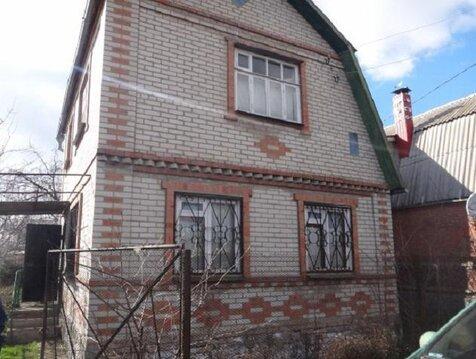 Продается 2-этажная дача, Бессергеневка - Фото 2