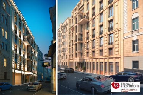 Продается 4-комнатная квартира 169,02 кв.м. в центре Москвы - Фото 3