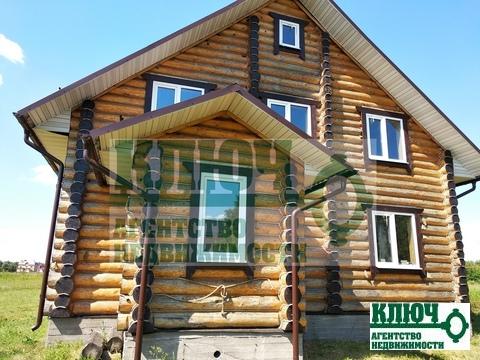 Дом новый ИЖС +20 сот в черте города Орехово-Зуево - Фото 1
