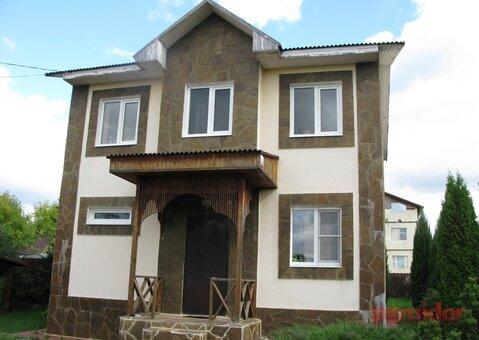 Загородный дом со всеми коммуникациями в Солнечногорске - Фото 1