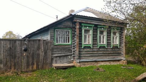 Продаю дом с землельным уч. в Судогодском р-не, д. Хохлачи - Фото 1
