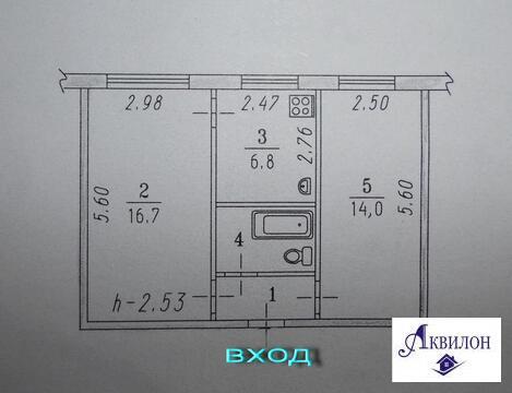 Продаю 2-комнатную в Авиагородке - Фото 5
