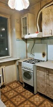 Двухкомнатная квартира в тихом зеленом районе Москвы - Фото 5
