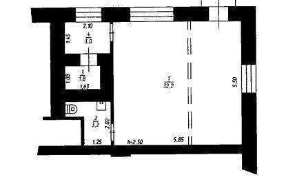 Продаётся помещение, Толстого, 5 - Фото 2