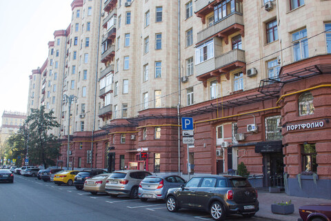 Продам аппартаменты 185 кв.м.в Хамовниках, 3-я Фрунзенская, дом 9 - Фото 1