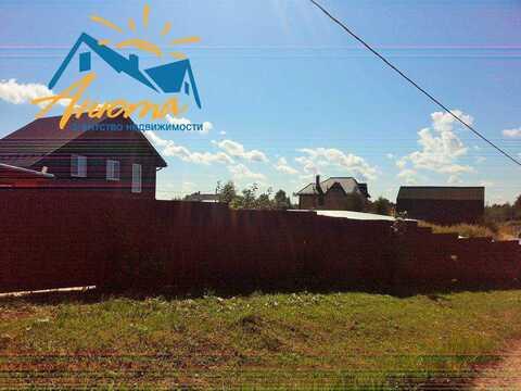 Участок в деревне Лучны Боровского района - Фото 3