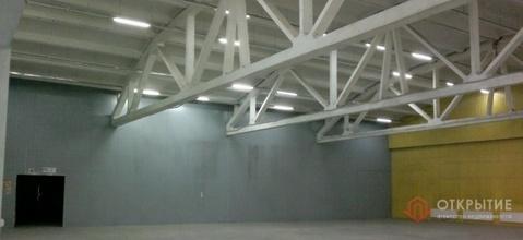 Торговое (складское) помещение, 1000кв.м - Фото 4