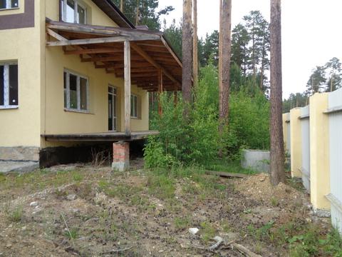 Сысерть, кп Европа, новый кирпичный дом 271 кв.м. + 20 соток с лесом - Фото 5