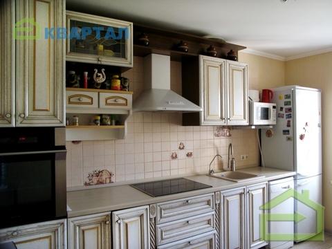 Четырехкомнатная квартира в кирпичном доме на Х.Горе. - Фото 1