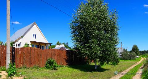 Дом с коммуникациями и мебелью в деревне Федлово Волоколамского района - Фото 1
