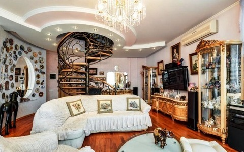 Двухуровневая квартира с Дизайнерским ремонтом - Фото 4