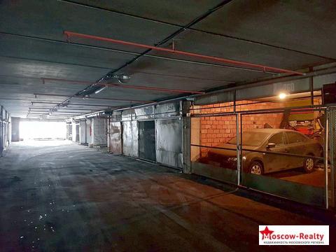 Машиноместо площадью 12,1 кв.м. в многоэтажном гаражном комплексе - Фото 4