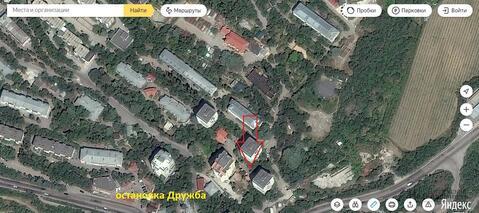 Земельный участок в Ялте, Массандра, 1 сот, малоэтажная жилая застройк - Фото 4