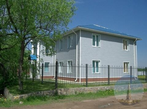 #425. Калязин. Административное 2-х-этажное здание 258 кв.м. на Волге. - Фото 1