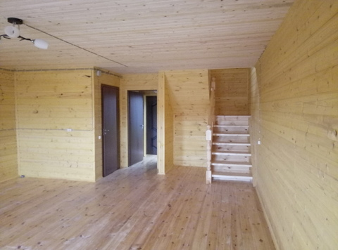 Купить дом из бруса в д. Ворсино Новая Москва поселение Вороновское - Фото 3
