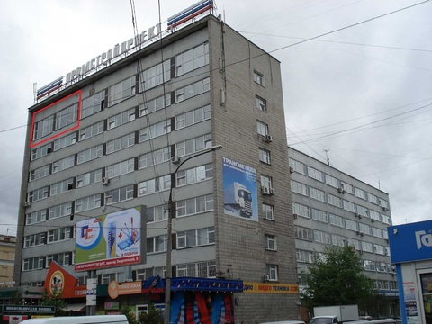 Аренда офиса с потолками 4,3 м на Красном проспекте - Фото 2