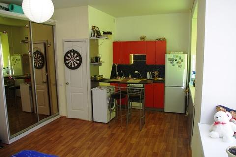 Продам 1-к квартира-студия, 26 м2, Буммаш - Фото 5