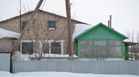 Пол-дома в Самородово, все удобства, подвал, сауна, гараж, кирп. сарай - Фото 2