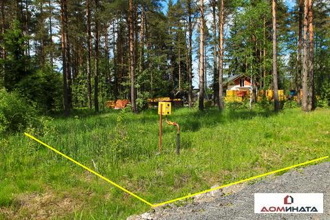 Респектабельный участок 9 соток в п.Кузьмоловский - Фото 3