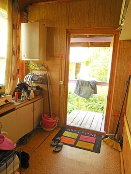 Дача из кирпича 95 кв.м. Летняя кухня. Земельный участок 6 соток. - Фото 3