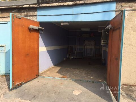 Продажа гаража, Хабаровск, Ул. Металлистов - Фото 1