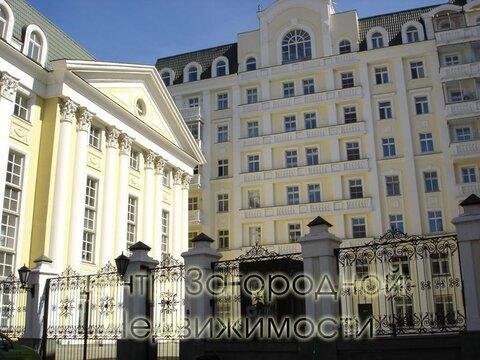 Пятикомнатная Квартира Москва, Остоженка, д.25, стр.1, ЦАО - . - Фото 1