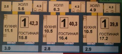 Продам 1-комнатную квартиру на ул. Дадаева - Фото 1