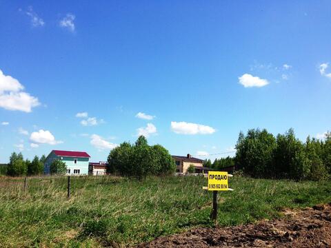 Участок в Богородском районе д.Березовка - Фото 4