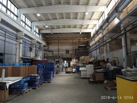 Сдам складское помещение 1734 кв.м, м. Бухарестская - Фото 1