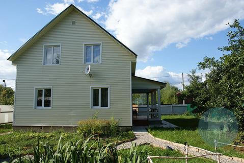 Продается дом в Калужской области со всеми коммуникациями, ИЖС. - Фото 3