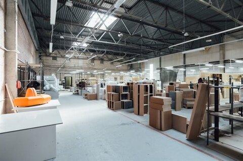 Продам производственное помещение 8500 кв.м, м. Проспект Просвещения - Фото 4