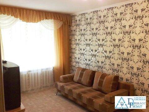 Комната в 2-й квартире в пгт. Томилино, 25мин транспортом до метро - Фото 1