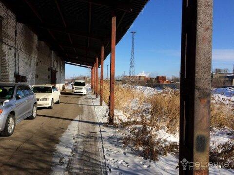 Продажа 12000 кв.м, г. Хабаровск, ул. Алеутская - Фото 5