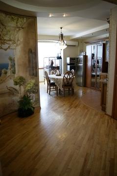 Красивая 3-х комн. квартира 125 кв.м. 9/10 кирп на Космонавтов, д.41 - Фото 3