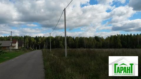 Участок в деревне Васильково - Фото 1