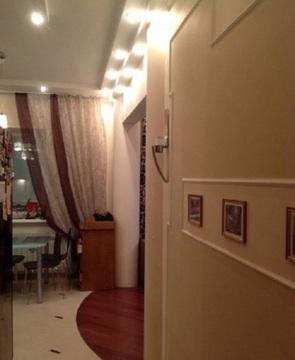 Продается 2-х комнатная квартира на 8 этаже 10 этажного монолитно-кирп - Фото 3