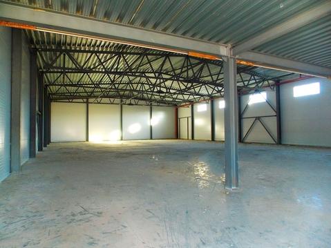Новое производственно-складское здание 2200 кв.м в Иваново - Фото 5