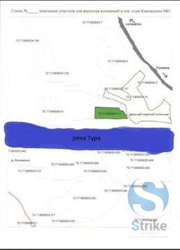 Продажа земельного участка, Тюменский район, Луг