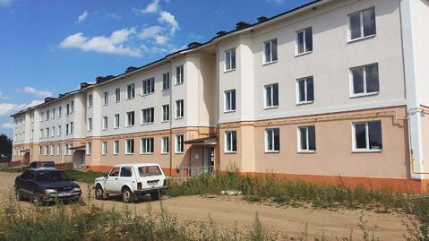 Двухкомнатная квартира в новом доме на Волге в г. Плес - Фото 1