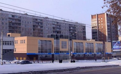 Продажа строящегося 3-х этажного ТЦ у метро «Золотая Нива»