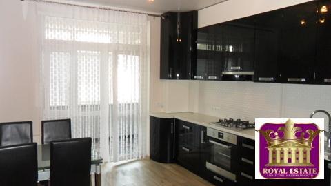 Сдам 1-а комнатную квартиру с евроремонтом в новострое ул. Смольная - Фото 1