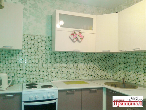 Однокомнатная квартира 121-й серии с ремонтом и мебелью - Фото 5