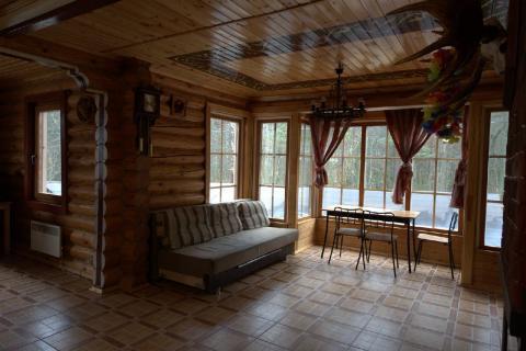 Сказочный коттедж с баней в пос. Мичуринское - Фото 2