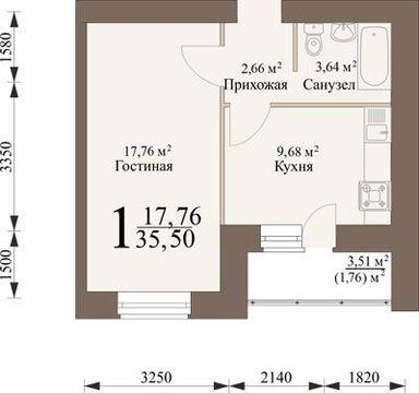 Продажа квартиры, Засечное, Пензенский район - Фото 2