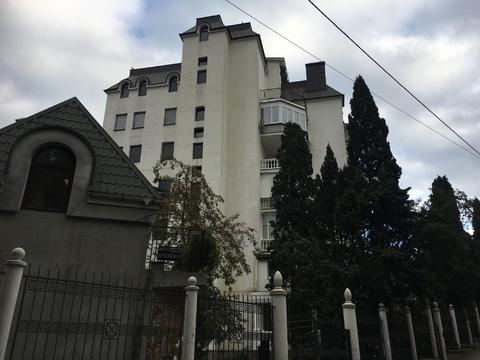3-комн. кв. 117 м2, этаж 1/9 в престижном районе Ялты - Фото 2