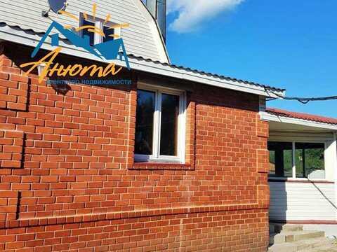 Продается кирпичный дом в черте города Жуков Калужской области - Фото 4